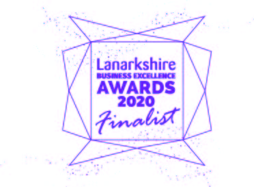 Lanarkshire Business Excellence Awards 2020 Finalist
